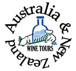 Australia & New Zealand Wine Tours Logo